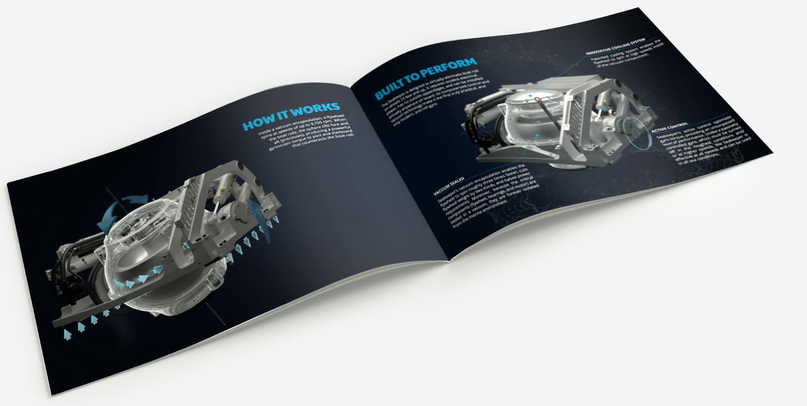Seakeeper Brochure